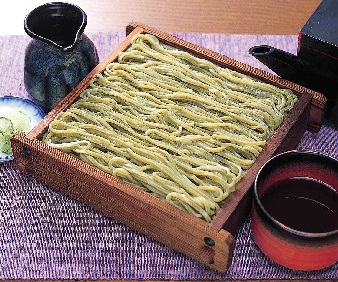 うこぎうどん(500g袋入)乾麺