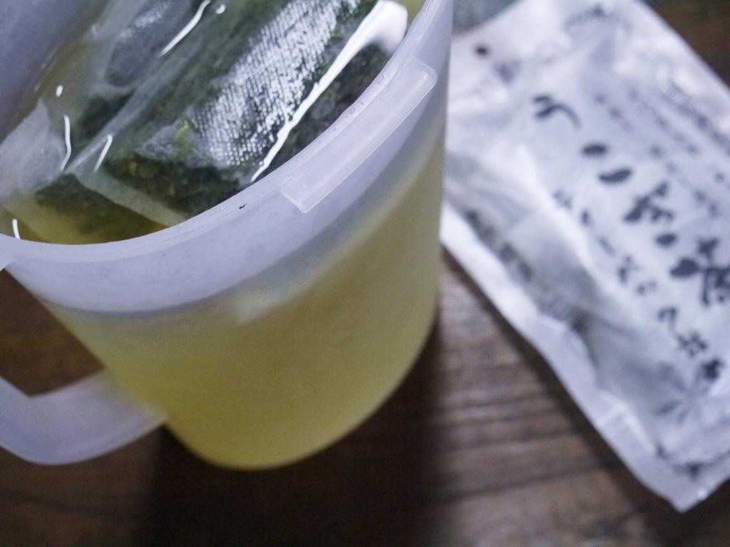 うこぎ茶 ティーパック入り(5g×8袋入)
