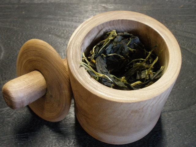 うこぎ挽き2号 槐(姫方用)木製ミル えんじゅ製