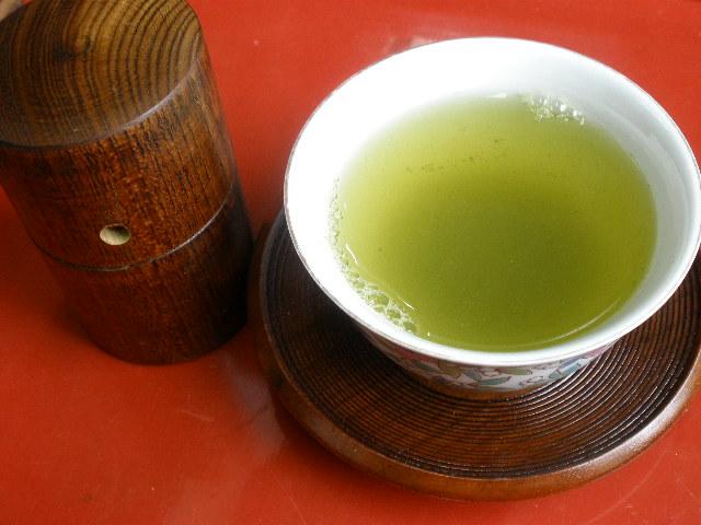 うこぎ粉茶 薬味入れ 槐(えんじゅ)